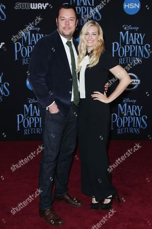 Editorial photo of 'Mary Poppins Returns' film premiere, Arrivals, Los Angeles, USA - 29 Nov 2018