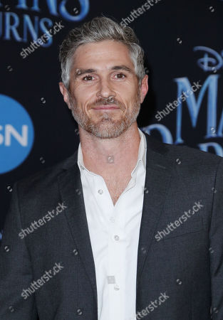 Stock Picture of Dave Annable