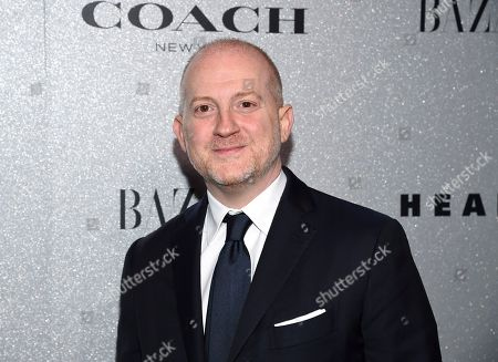 Stock Photo of Coach president and CEO Joshua Schulman attends the Lincoln Center Corporate Fund fashion gala honoring Coach at Alice Tully Hall, in New York