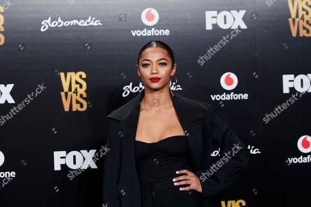 Editorial image of 'Vis a Vis' season 4 premiere, Madrid, Spain - 29 Nov 2018