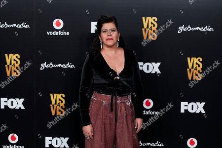Editorial picture of 'Vis a Vis' season 4 premiere, Madrid, Spain - 29 Nov 2018