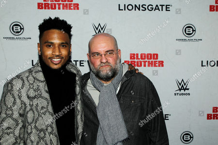 Trey Songz, John Pogue (Director)