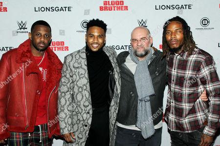 Fabolous, Trey Songz, John Pogue (Director) , Fetty Wap