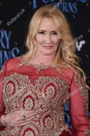 Editorial image of 'Mary Poppins Returns' film premiere, Arrivals, Los Angeles, USA - 29 Nov 2018