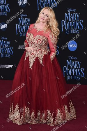 Editorial picture of 'Mary Poppins Returns' film premiere, Arrivals, Los Angeles, USA - 29 Nov 2018
