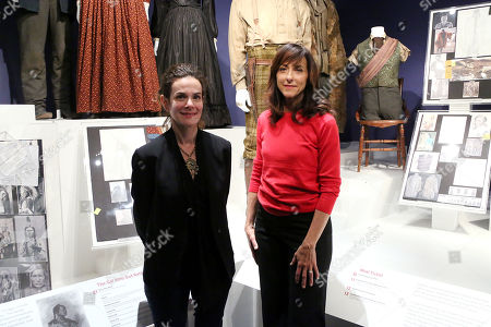 Barbara Miller, Mary Zophres