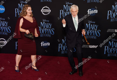 "Editorial photo of LA Premiere of ""Mary Poppins Returns"", Los Angeles, USA - 29 Nov 2018"
