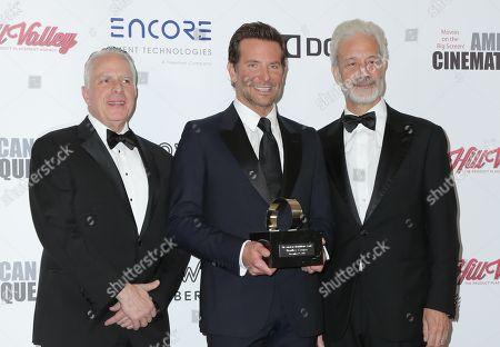 Rick Nicita, Mark Badagliacca, Bradley Cooper