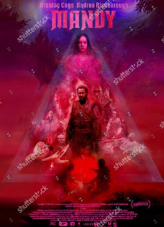 Editorial image of Mandy - 2018