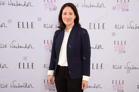 Stock Picture of Mishal Husain