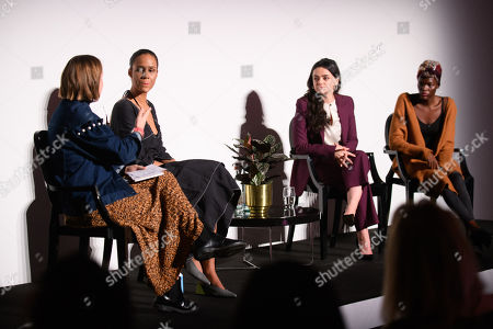 Stock Picture of Lena Decasparis, Zawe Ashton, Hayley Squires and Sheila Atim