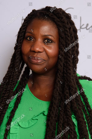 Stock Picture of Charlotte Mensah