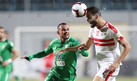 Editorial photo of Zamalek SC vs Al Ittihad Alexandria, Cairo, Egypt - 30 Nov 2018