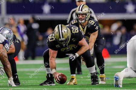 Editorial picture of NFL Saints at Cowboys Nov. 29, Arlington, USA - 29 Nov 2018