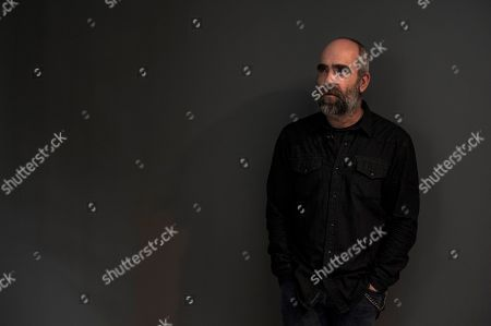Luis Tosar poses after a press conference on occasion of the Ourense 23rd International Film Festival in Orense, Galicia, northern Spain, 30 November 2018.