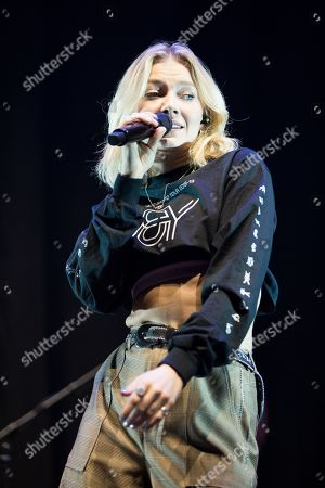 Editorial image of Astrid S in concert at Arena Birmingham, UK - 30 Nov 2018