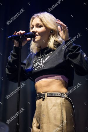 Editorial picture of Astrid S in concert at Arena Birmingham, UK - 30 Nov 2018