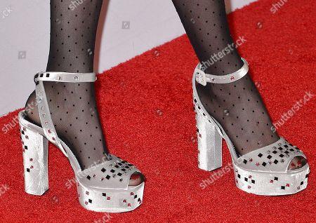 Ariana Madix, shoe detail