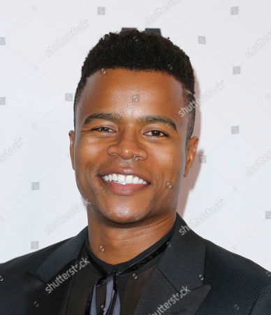Marque Richardson arrives at the 2018 EBONY Power 100 Gala at the Beverly Hilton, in Beverly Hills, Calif