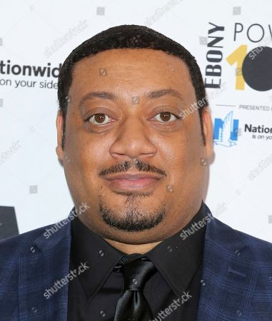 Cedric Yarbrough arrives at the 2018 EBONY Power 100 Gala at the Beverly Hilton, in Beverly Hills, Calif