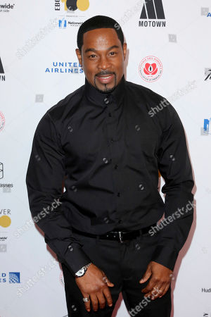 Darrin Henson arrives at the 2018 EBONY Power 100 Gala at the Beverly Hilton, in Beverly Hills, Calif