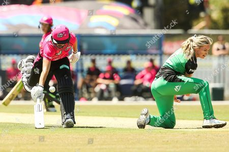 Editorial picture of Melbourne Stars vs Sydney Sixers - 01 Dec 2018