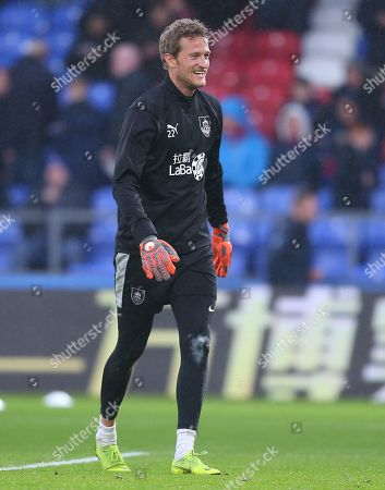 Anders Lindegaard of Burnley