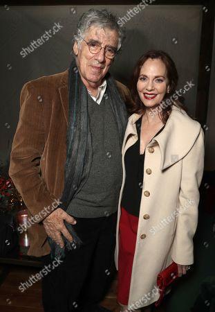 Elliott Gould and Lesley Ann Warren