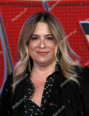 """Christina Steinberg arrives at the World Premiere of """"Spider-Man: Into the Spider-Verse"""" at the Regency Village Theatre, in Los Angeles"""