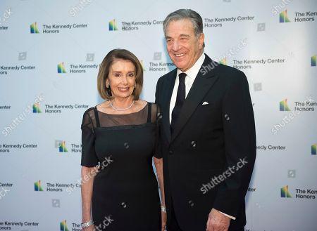 Nancy Pelosi, Paul Pelosi. House Minority Leader Nancy Pelosi, D-Calif., and her husband Paul Pelosi, Sr., right,