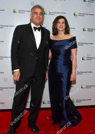 Editorial photo of 41st Annual Kennedy Center Honors Gala Dinner, Washington DC, USA - 01 Dec 2018