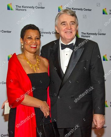 Editorial picture of 41st Annual Kennedy Center Honors Gala Dinner, Washington DC, USA - 01 Dec 2018
