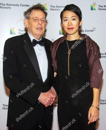 Philip Glass and Saori Tsukada