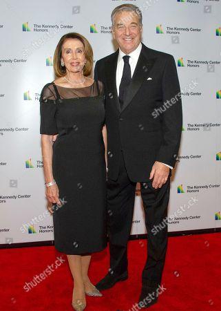 United States House Minority Leader Nancy Pelosi and Paul Pelosi