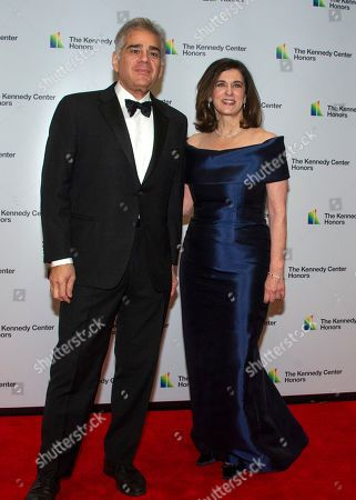 Editorial picture of 2018 Kennedy Center Honors Formal Artist's Dinner arrivals, Washington, Dc, USA - 01 Dec 2018