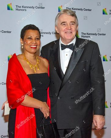 Editorial photo of 2018 Kennedy Center Honors Formal Artist's Dinner arrivals, Washington, Dc, USA - 01 Dec 2018