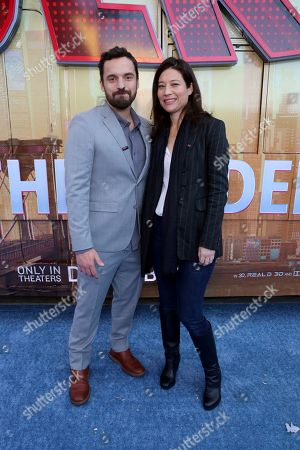 """Editorial image of Premiere of Columbia Pictures and Sony Pictures Animation's """"Spider-Man: Into the Spider-Verse"""", Los Angeles, USA - 01 Dec 2018"""