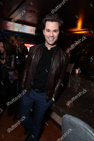 Stock Picture of Andrew Rannells