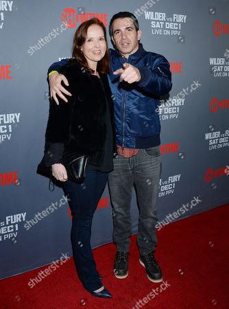 Jennifer Todd and Chris Messina