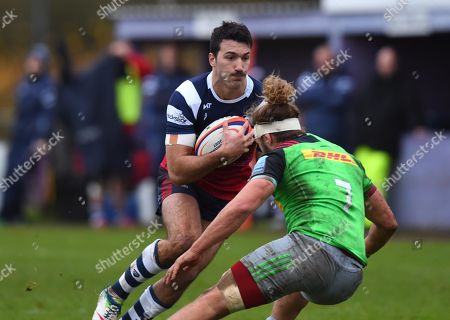 Leonardo Sarto of Bristol Bears United