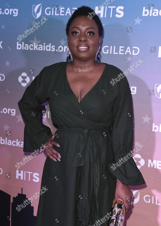 Editorial picture of The Black AIDS Insitute 2018 Hosts Heroes in The Struggle Gala, Los Angeles, USA - 01 Dec 2018