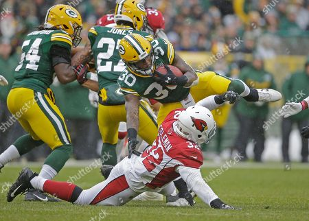 Editorial picture of Cardinals Packers Football, Green Bay, USA - 02 Dec 2018
