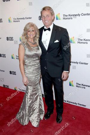 Cheryl Flake and husband Senator Jeff Flake