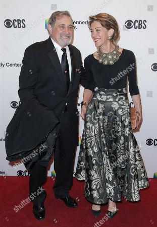 Dan Lauria and Wendie Malick