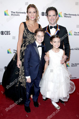 Andy Blankenbuehler And family