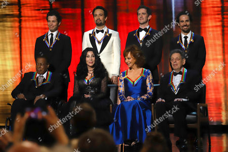 Editorial photo of 2018 Kennedy Center Honors - Inside, Washington, USA - 02 Dec 2018