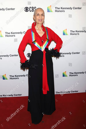 Editorial image of 2018 Kennedy Center Honors - Arrivals, Washington, USA - 02 Dec 2018