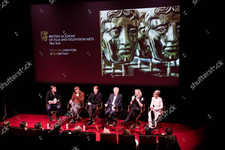 Wilfred Frost, Jack Lowden, Joe Alwyn, John Guy, Josie Rourke, Margot Robbie