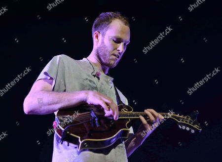 Brian MacDonald with Judah & the Lion performs during the ALT 105.7 Holiday Spectacular at the Coca-Cola Roxy, in Atlanta