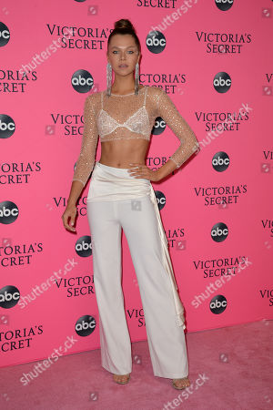 Editorial picture of Victoria's Secret Fashion Show, Viewing Party, New York, USA - 02 Dec 2018